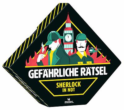 Einfach und sicher online bestellen: Gefährliche Rätsel - Sherlock in Not in Österreich kaufen.