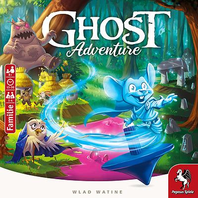 Einfach und sicher online bestellen: Ghost Adventure in Österreich kaufen.