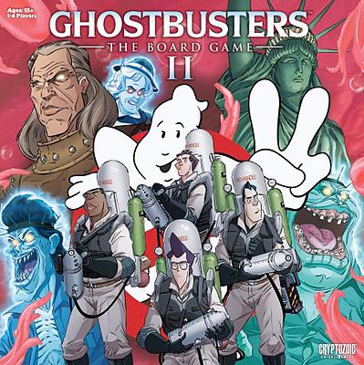Einfach und sicher online bestellen: Ghostbusters Brettspiel II (Englisch) in Österreich kaufen.