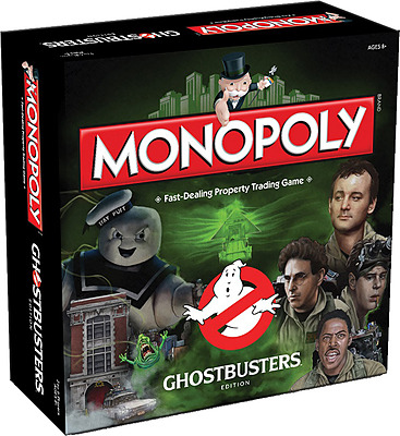 Einfach und sicher online bestellen: Ghostbusters Monopoly in Österreich kaufen.
