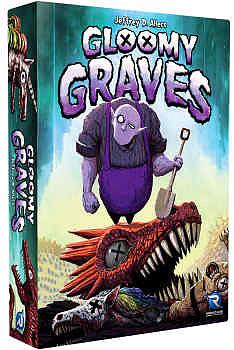 Einfach und sicher online bestellen: Gloomy Graves (Englisch) in Österreich kaufen.