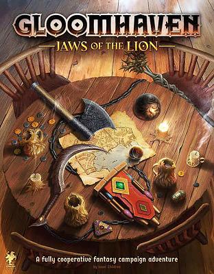 Einfach und sicher online bestellen: Gloomhaven Jaws of the Lion (Englisch) in Österreich kaufen.
