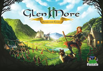 Einfach und sicher online bestellen: Glen More II: Chronicles Highland Games in Österreich kaufen.