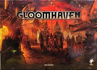 Einfach und sicher online bestellen: Gloomhaven 2nd Edition (Englisch) in Österreich kaufen.