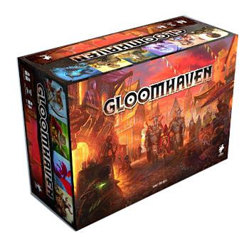 Einfach und sicher online bestellen: Gloomhaven 2nd Edition in Österreich kaufen.