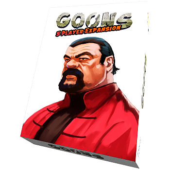 Einfach und sicher online bestellen: Goons - 5th Player Erweiterung in Österreich kaufen.