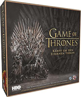 Einfach und sicher online bestellen: Game of Thrones: Kampf um den Eisernen Thron in Österreich kaufen.