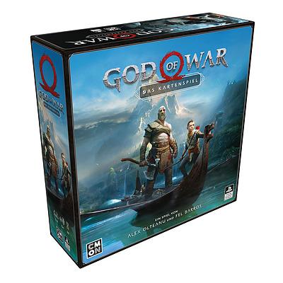 Einfach und sicher online bestellen: God of War: Das Kartenspiel in Österreich kaufen.