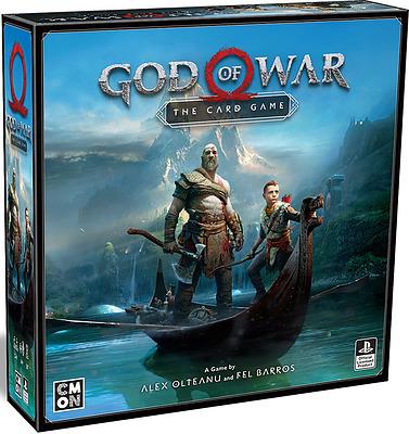 Einfach und sicher online bestellen: God of War: The Card Game in Österreich kaufen.