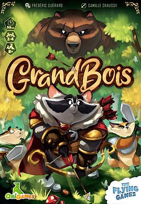 Einfach und sicher online bestellen: GrandBois (Englisch) in Österreich kaufen.