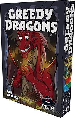 Einfach und sicher online bestellen: Greedy Dragon in Österreich kaufen.