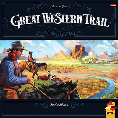 Einfach und sicher online bestellen: Great Western Trail in Österreich kaufen.