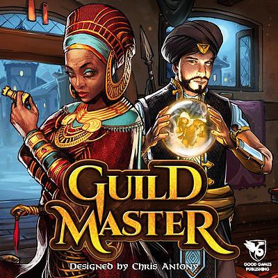 Einfach und sicher online bestellen: Guild Master (Englisch) in Österreich kaufen.