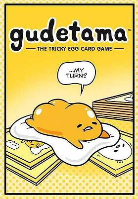 Einfach und sicher online bestellen: Gudetama The Tricky Egg Game (Englisch) in Österreich kaufen.