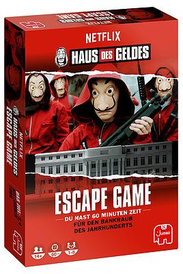 Einfach und sicher online bestellen: Haus des Geldes - Escape Game in Österreich kaufen.