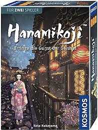 Einfach und sicher online bestellen: Hanamikoji in Österreich kaufen.