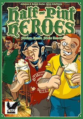 Einfach und sicher online bestellen: Half-Pint Heroes in Österreich kaufen.