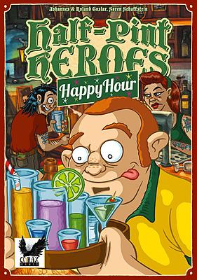 Einfach und sicher online bestellen: Half-Pint Heroes: Happy Hour in Österreich kaufen.