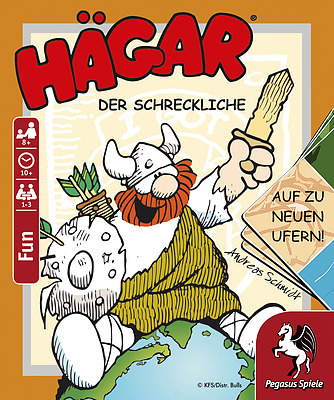 Einfach und sicher online bestellen: Hägar - der Schreckliche: Auf zu neuen Ufern! in Österreich kaufen.