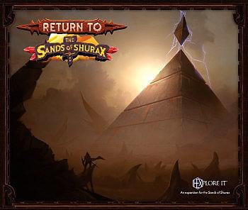 Einfach und sicher online bestellen: HEXplore It: Return to the Sands of Shurax in Österreich kaufen.