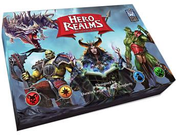 Einfach und sicher online bestellen: Hero Realms Grundspiel in Österreich kaufen.