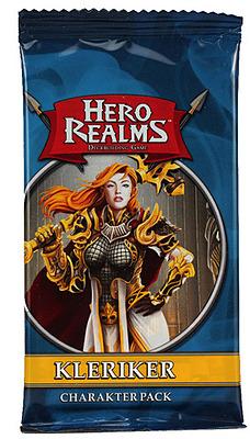 Einfach und sicher online bestellen: Hero Realms Charakter Pack Kleriker in Österreich kaufen.