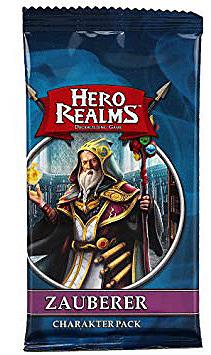 Einfach und sicher online bestellen: Hero Realms Charakter Pack Zauberer in Österreich kaufen.