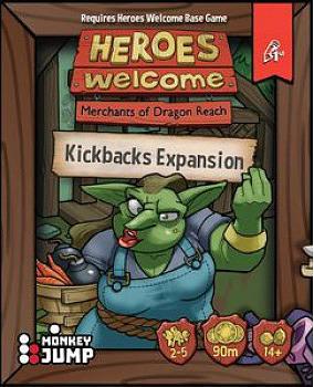 Einfach und sicher online bestellen: Heroes Welcome - Kickbacks in Österreich kaufen.