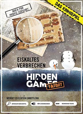 Einfach und sicher online bestellen: Hidden Games Tatort: Eiskaltes Verbrechen in Österreich kaufen.