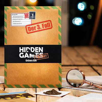 Einfach und sicher online bestellen: Hidden Games Tatort: Das Grünes Gift in Österreich kaufen.