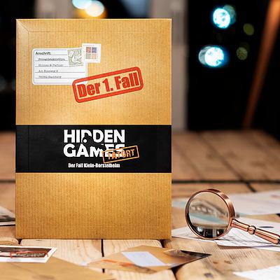 Einfach und sicher online bestellen: Hidden Games Tatort: Der Fall Klein-Borstelheim in Österreich kaufen.