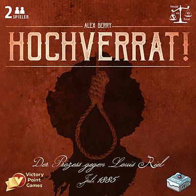 Einfach und sicher online bestellen: Hochverrat! Der Prozess gegen Louis Riel in Österreich kaufen.