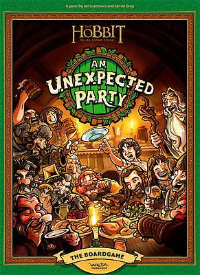 Einfach und sicher online bestellen: Der Hobbit An Unexpected Party in Österreich kaufen.