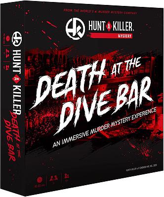 Einfach und sicher online bestellen: Hunt A Killer - Death at the Dive Bar (Englisch) in Österreich kaufen.