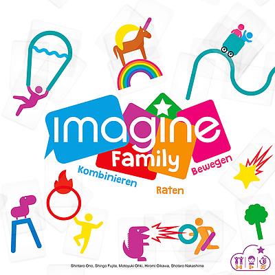 Einfach und sicher online bestellen: Imagine Family in Österreich kaufen.