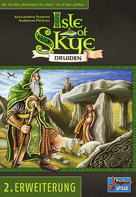 Einfach und sicher online bestellen: Isle of Skye Druiden in Österreich kaufen.