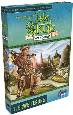 Einfach und sicher online bestellen: Isle of Skye Wanderer Erweiterung in Österreich kaufen.