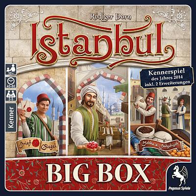 Einfach und sicher online bestellen: Istanbul Big Box in Österreich kaufen.