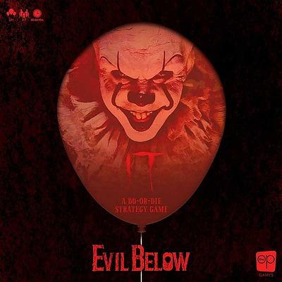 Einfach und sicher online bestellen: IT: Evil Below (Englisch) in Österreich kaufen.