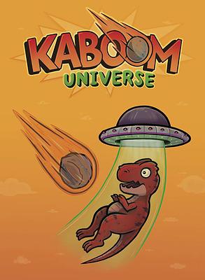 Einfach und sicher online bestellen: Kaboom Universe in Österreich kaufen.