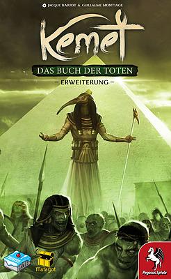 Einfach und sicher online bestellen: Kemet - Buch der Toten in Österreich kaufen.