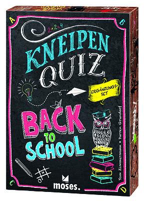 Einfach und sicher online bestellen: Kneipenquiz: Back to School in Österreich kaufen.