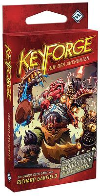 Einfach und sicher online bestellen: Keyforge: Ruf der Archonten Deck in Österreich kaufen.