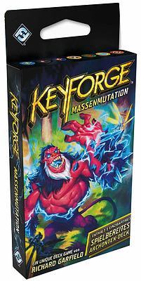 Einfach und sicher online bestellen: Keyforge: Massenmutation Deck in Österreich kaufen.