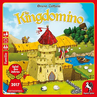 Einfach und sicher online bestellen: Kingdomino Revised Edition (Edition 2017) in Österreich kaufen.