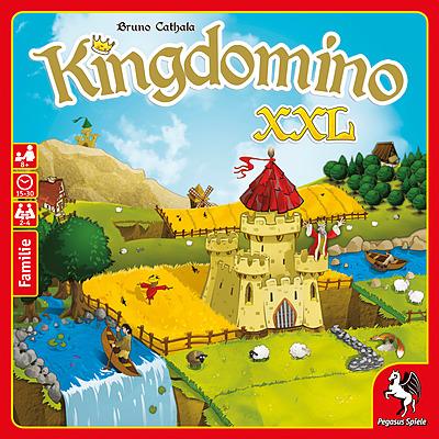 Einfach und sicher online bestellen: Kingdomino XXL in Österreich kaufen.