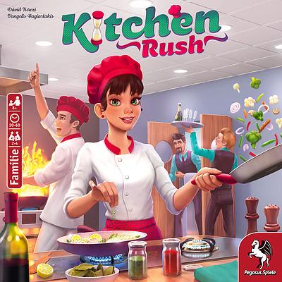 Einfach und sicher online bestellen: Kitchen Rush in Österreich kaufen.