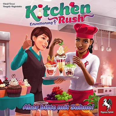 Einfach und sicher online bestellen: Kitchen Rush: Aber bitte mit Sahne in Österreich kaufen.