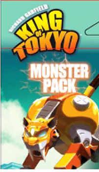 Einfach und sicher online bestellen: King of Tokyo Monsterpack Cybertooth in Österreich kaufen.