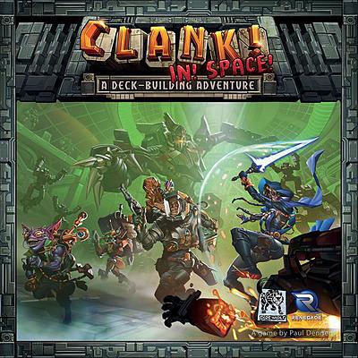Einfach und sicher online bestellen: Clank! In! Space! (Englisch) in Österreich kaufen.